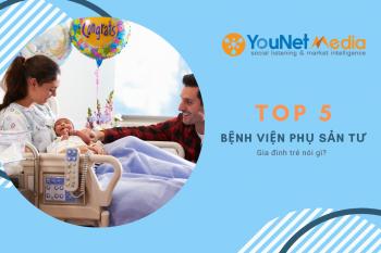 """""""Gia đình trẻ"""" nói gì về Top 5 Bệnh viện Phụ sản tư """"hot"""" nhất trên mạng xã hội 2019?"""