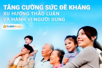 """""""Tăng cường sức đề kháng"""" - Xu hướng thảo luận và hành vi người tiêu dùng - YouNet Media - Social Listening (1)"""