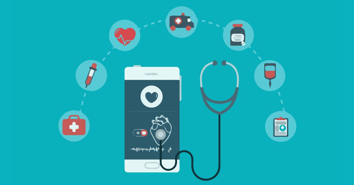 Hậu Covid, tiềm năng cho các ứng dụng Y Tế - khám từ xa - khám online - khám trực tuyến - ứng dụng y tế - ứng dụng chăm sóc sức khỏe - younet media - social listening